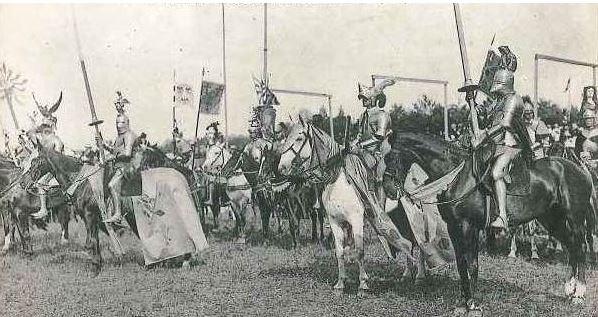 Chevaliers d'Auvergne.
