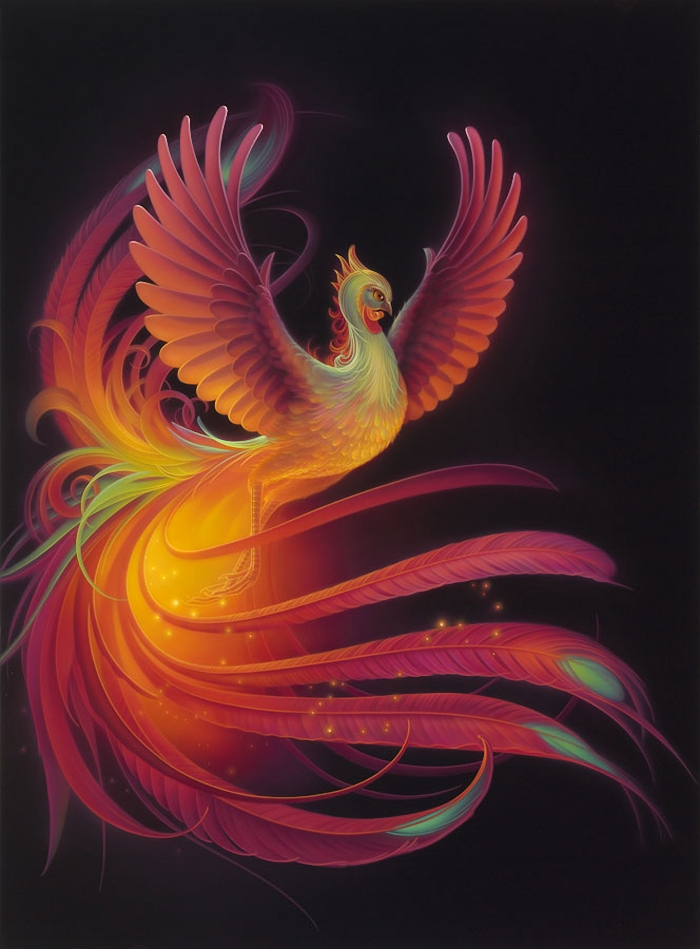Kirk Reinert  | American Fantasy painter