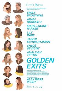 Golden Exits Poster