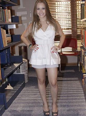 Carla Diaz Moda Para Baiinhas