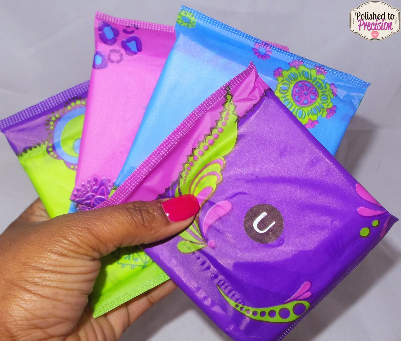 U by Kotex with 3D Capture Core
