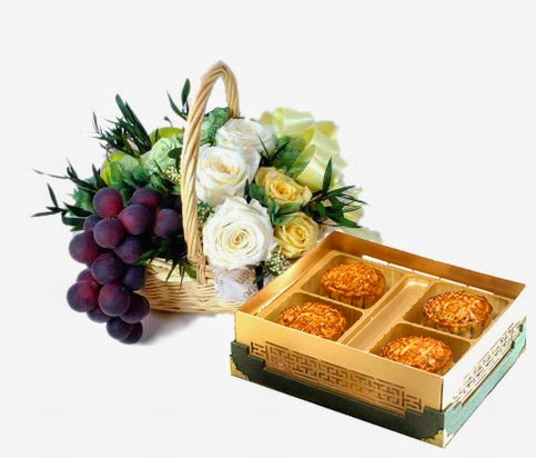 Top flowers basket delivery in Indonesia