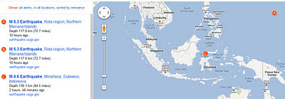 Google Meluncurkan Public Alerts Di Google Map