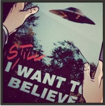I Still Want to Believe