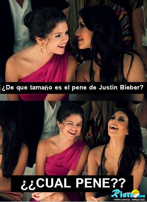 Pene De Justin Bieber