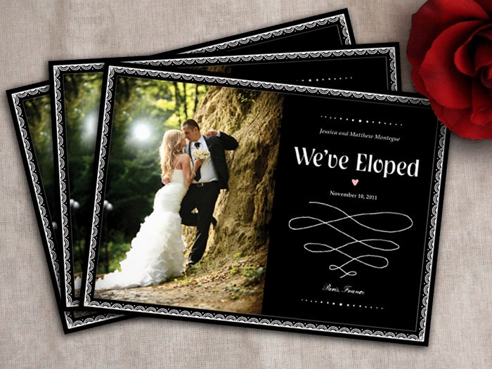 elope in st louis announcements for your elopement Wedding Announcements St Louis Wedding Announcements St Louis #4 wedding announcements st louis mo