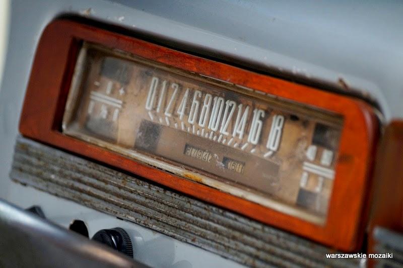 licznik samochód zabytek auto motoryzacja wołga rejestracja syrena warszawa mercedes bmw chevrolet