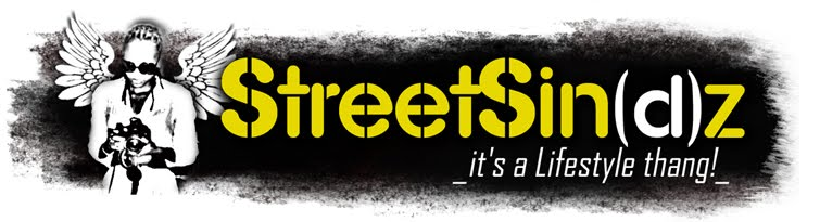 StreetSin(d)z | it's a lifestyle thang!
