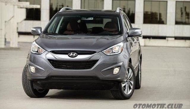 Foto Hyundai Tucson front