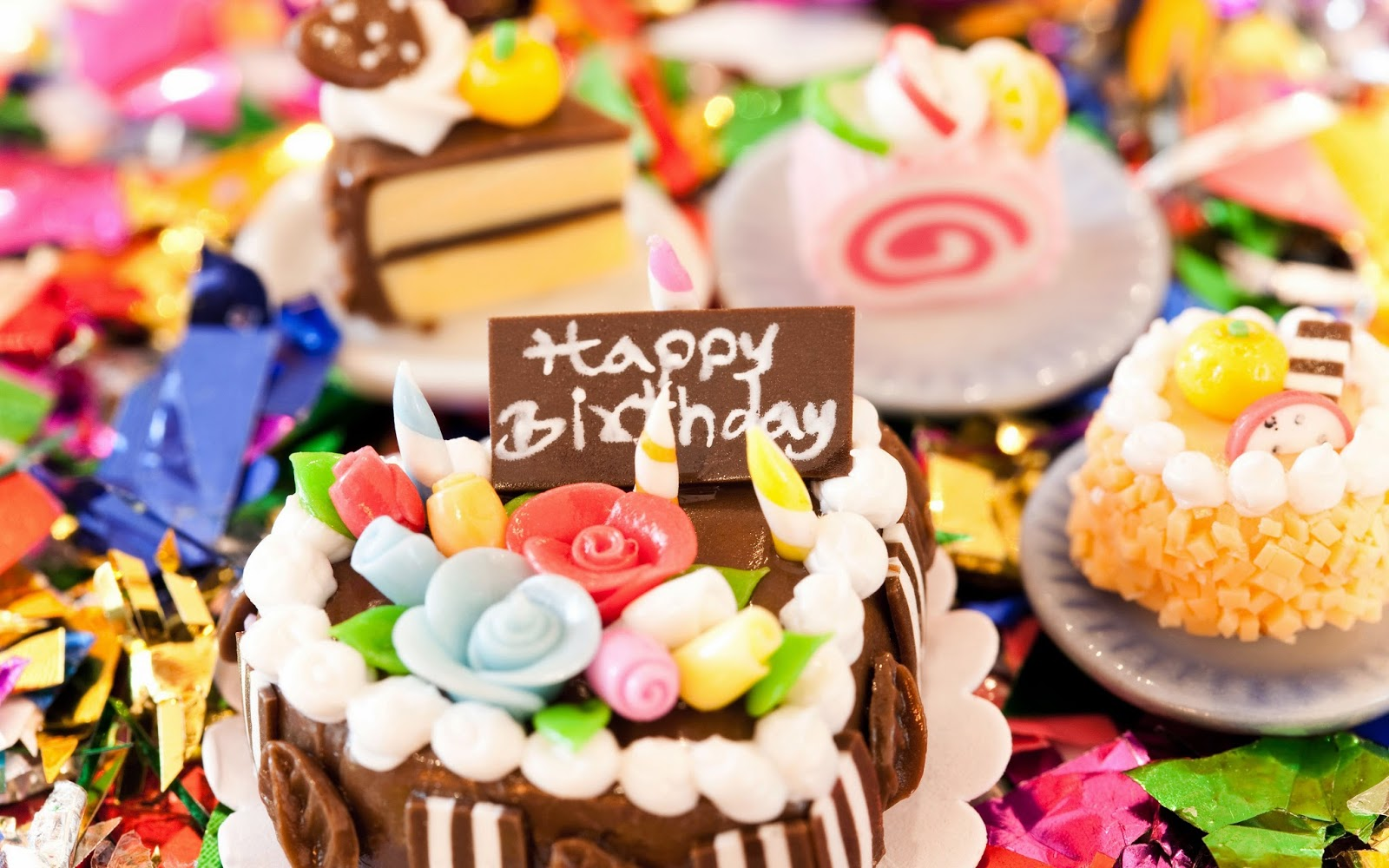 Happy Birthday Wishes Pictures Free Download. Happy Birthday Cake Hd ...