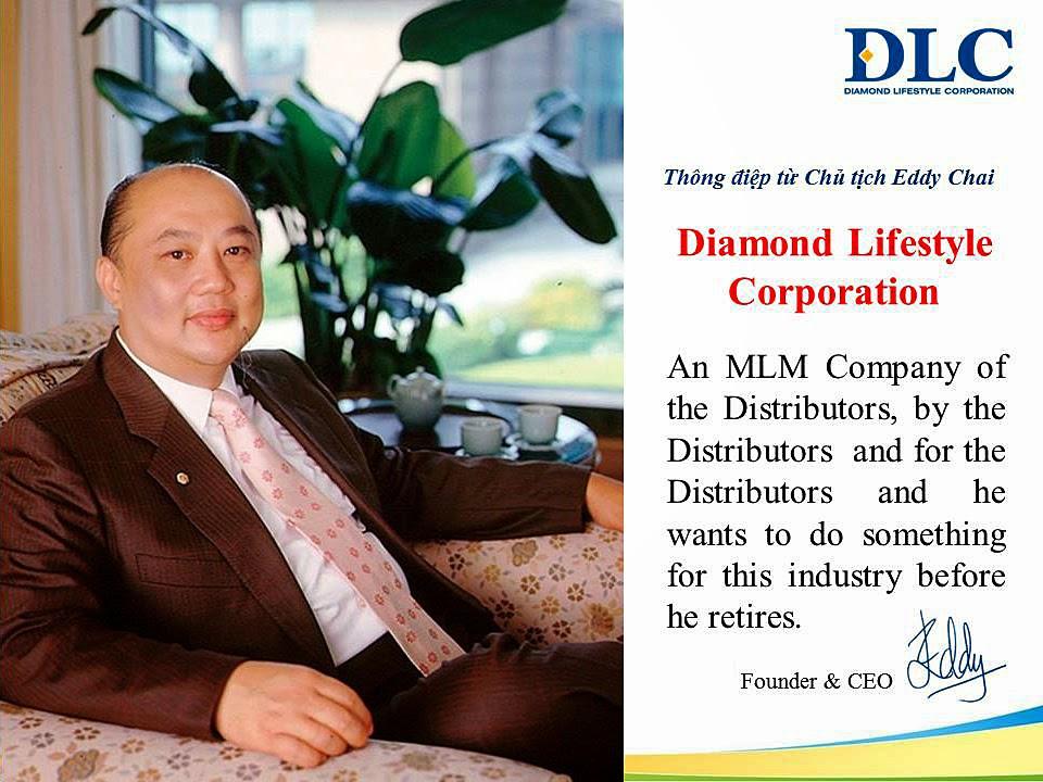 Thông Điệp từ Người Sáng Lập DLC Việt Nam