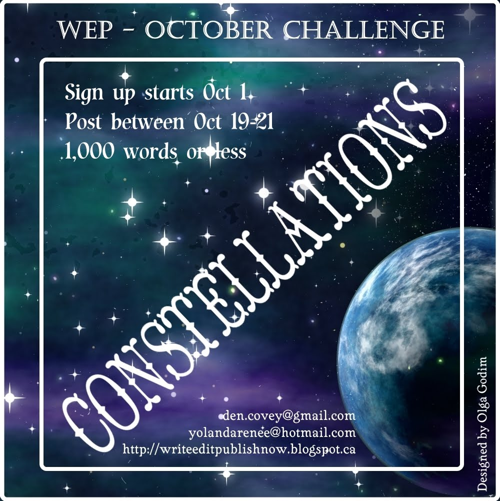 JOIN US FOR THE WEP OCTOBER CHALLENGE