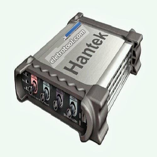 DSO3064 USB osciloscopio automotriz de 4 canales