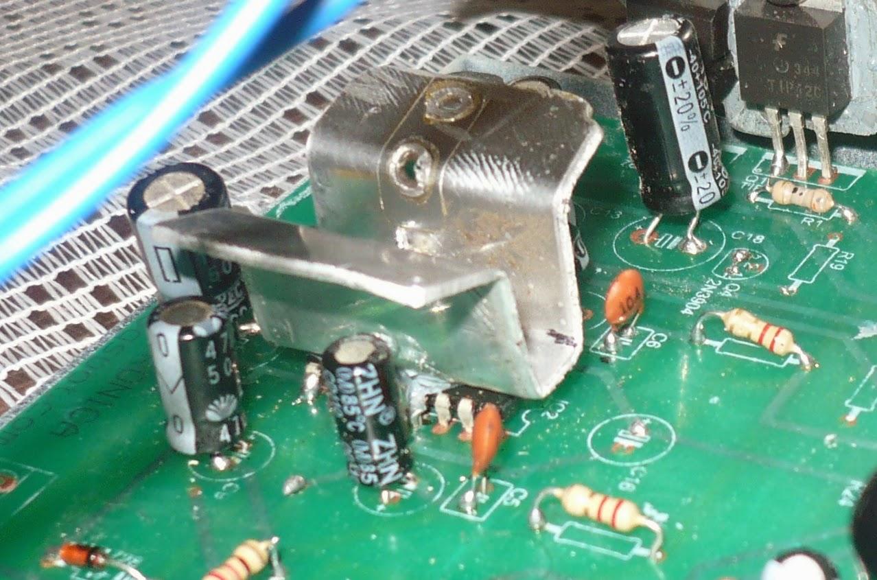 Jasp Electronica Rastreador De Audio Images La4550 Amplifier Circuit No Olviden Darle A Me Gusta Y Podrn Seguirnos En Faceboock