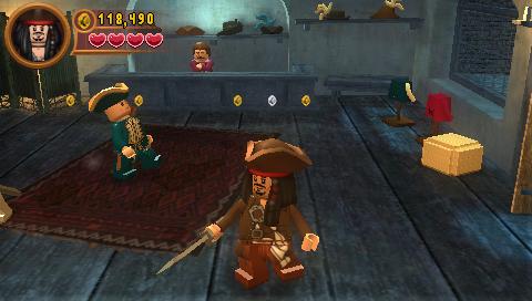 juegos piratas psp: