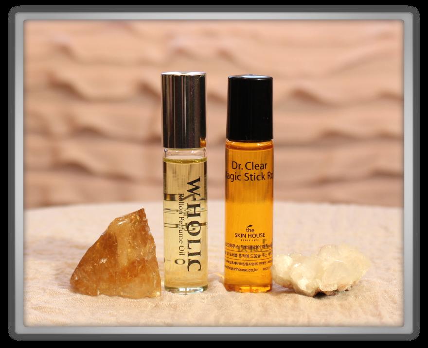 겟잇뷰티박스 by 미미박스 memebox special #22 2014 K-Beauty  Wrap-Up No. 1 box unboxing review skin house w. holic perfume stick