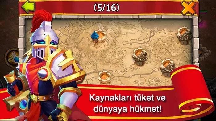 Android Kale Savaşı: Castle Clash Apk resimi 1