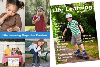 Image: Free Life Learning Magazine preview