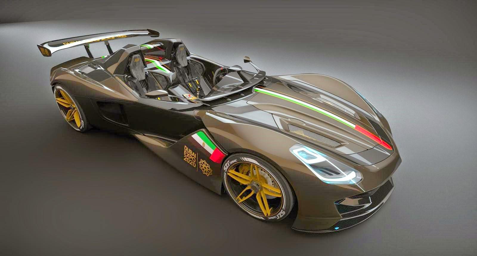 Dubai Roadster 2015