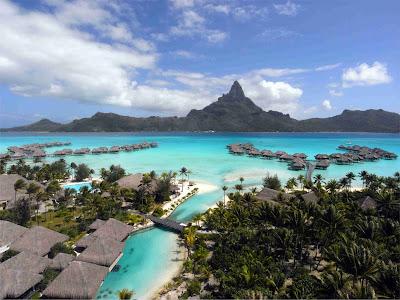 Bora Bora - Polinésia Francesa