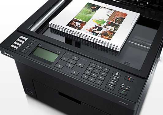 Dell 1355cnw Printer