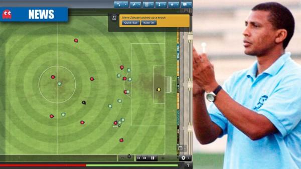 Mengenal Ricardo Mannetti :Dari Melatih Di Football Manager Jadi Pelatih Timnas Betulan