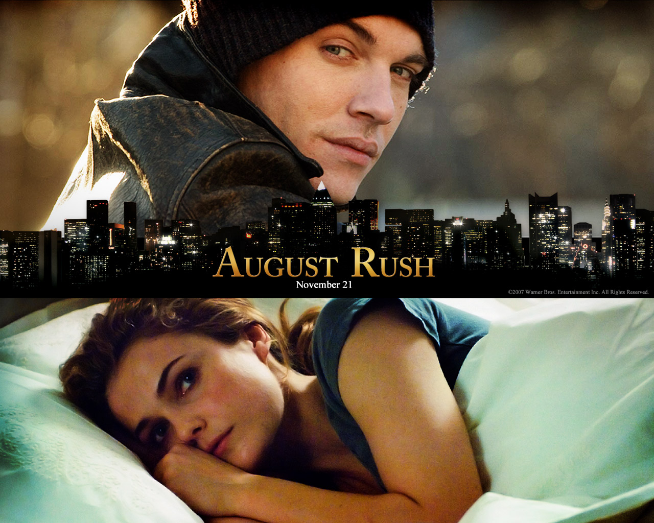 august rush August rush has 95 ratings and 9 reviews komal said: the complaint most commonly associated with this particular piece of art is that it is a fairy tale.