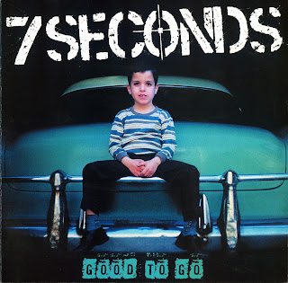 7 Seconds punk groupe