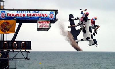 Bognor Birdman Festival, England