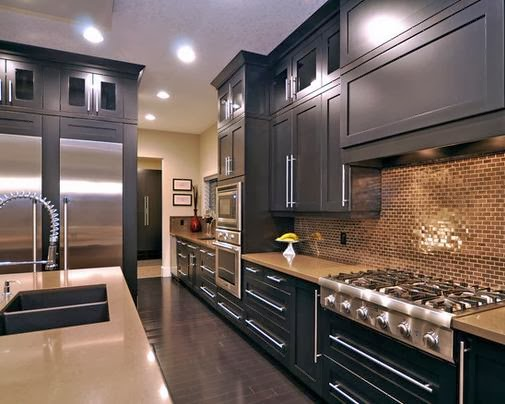 meja dapur minimalis modern