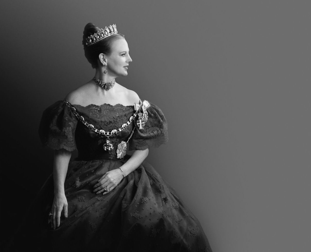 Image result for Monarch - Margrethe II