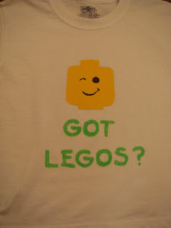 DIY Lego Tshirt Instructions - BuildingLegosWithChrist.blogspot.com
