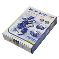 3 in 1 Educational DIY Solar Robot scorpion tank Kit Toy for children