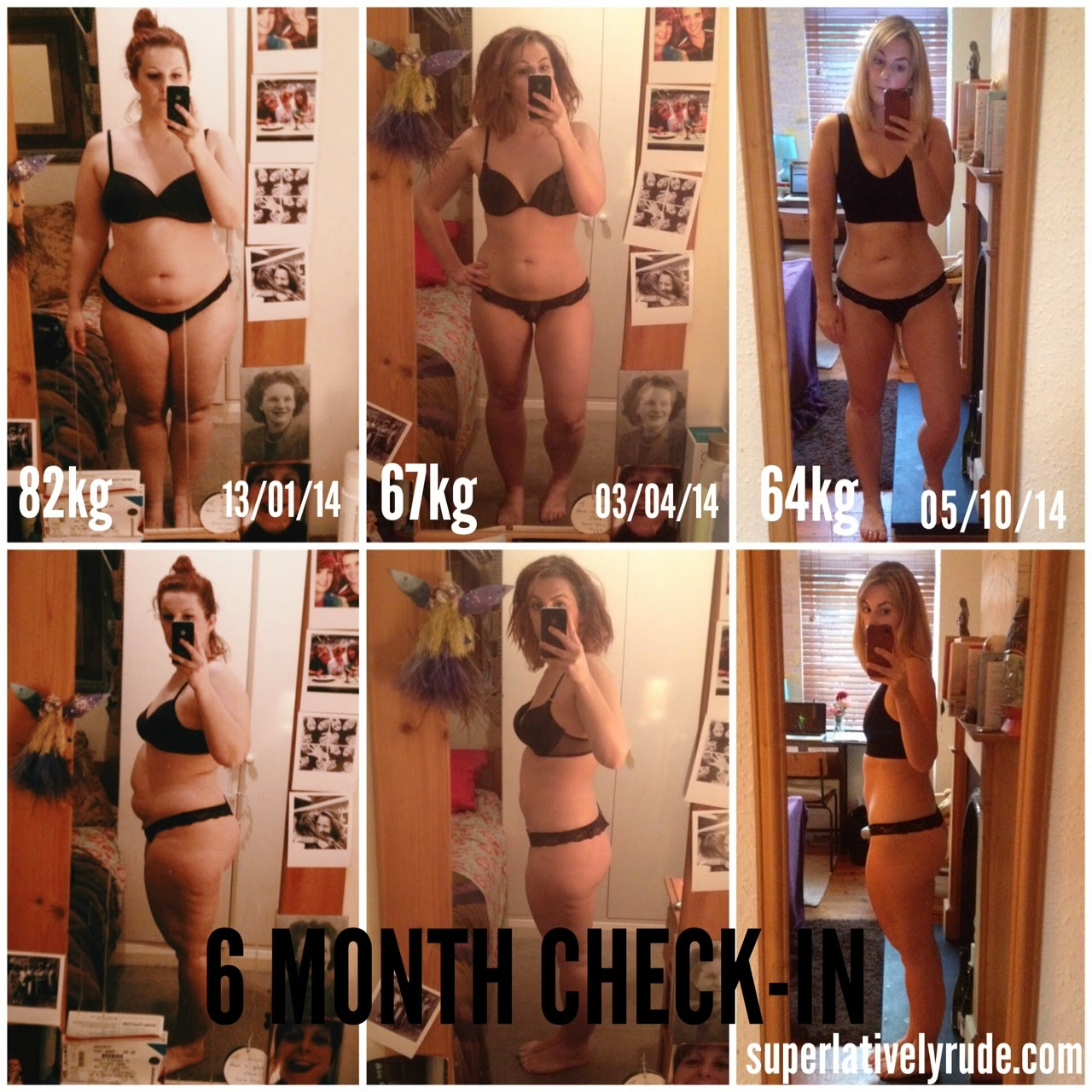 A Blog post about Laura Jane Williams and her weight loss journey, 6 months on.