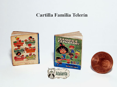 Cartilla Familia Telerín