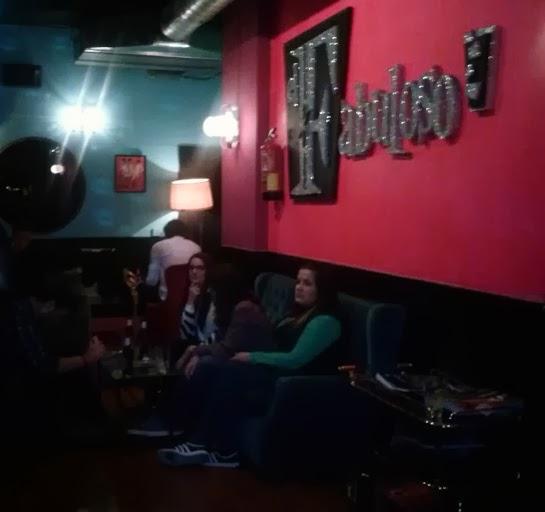 Entrada de bar El Fabuloso - Tusolovivemadrid