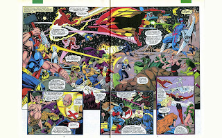 FF 369 Paul Ryan art splash page