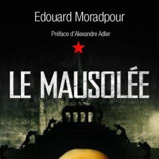Le mausolée d'Edouard Moradpour