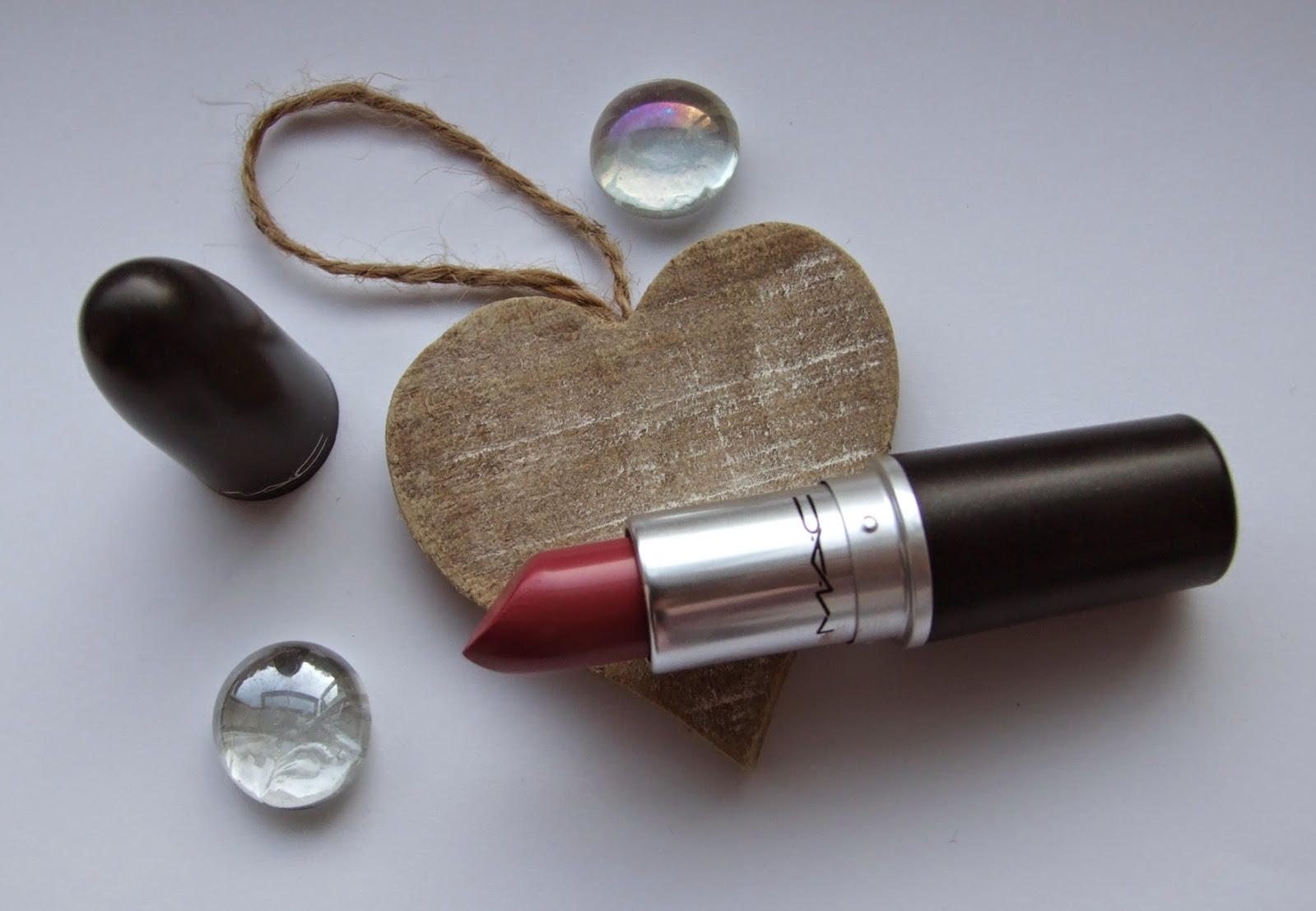 MAC Yield to love lipstick swatches A novel romance