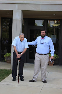 Montgomery Catholic's Holy Spirit Campus Celebrates Grandparent's Day in a Big Way! 2