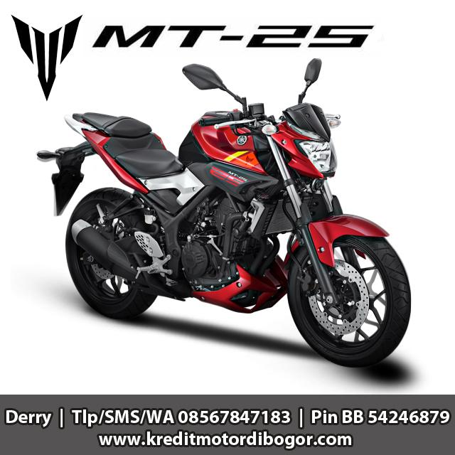 Kredit Motor Yamaha MT 25 Di Bogor