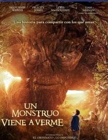 Un Monstruo Viene a Verme en Español Latino