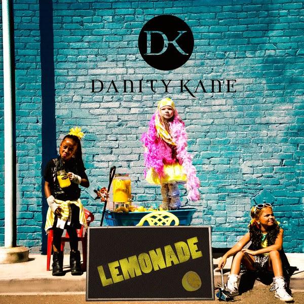 Danity Kane - Lemonade (feat. Tyga) - Single Cover