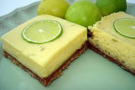 Lime Bars Recipe