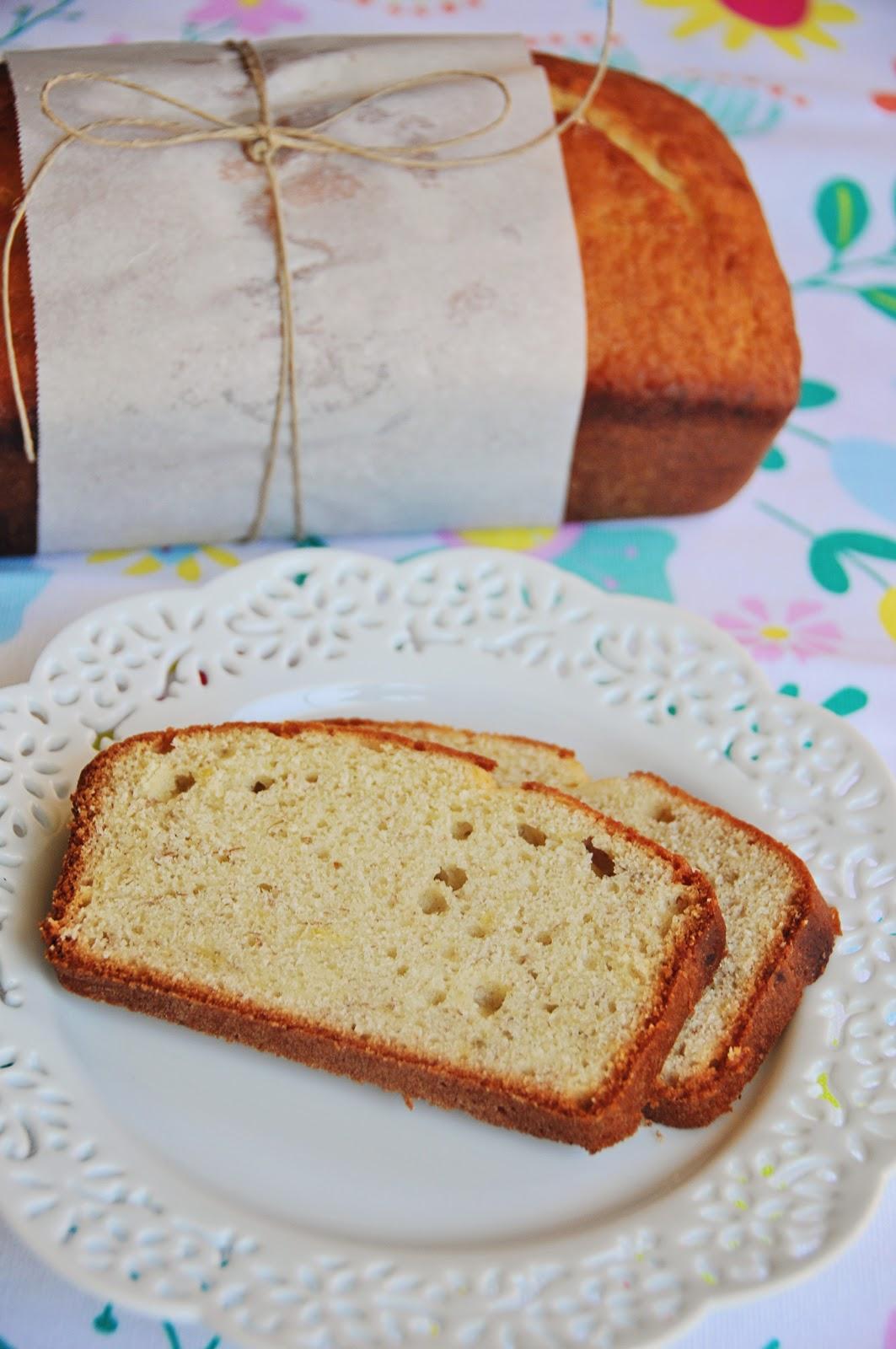 Buttermilk Banana Bread (One Loaf)