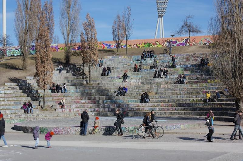 Mercadillo Mauerpark Berlín