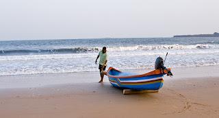Karkarli beach