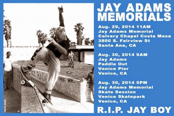 ultimo adios jay adams