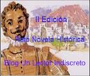 II edición reto novela histórica