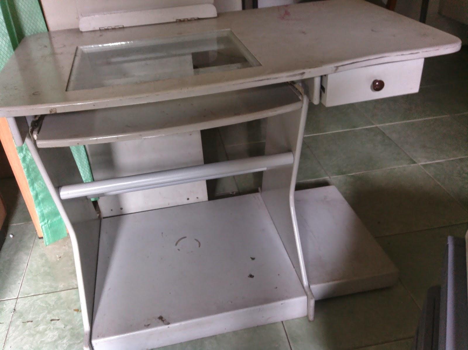 Barang Bekas Meja Komputer Kursi furniture
